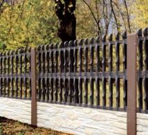 betonová ploty STAVEX BV